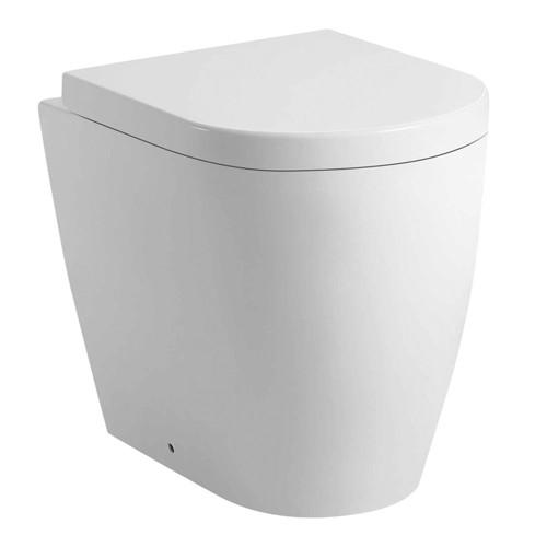 Dante In Wall Toilet