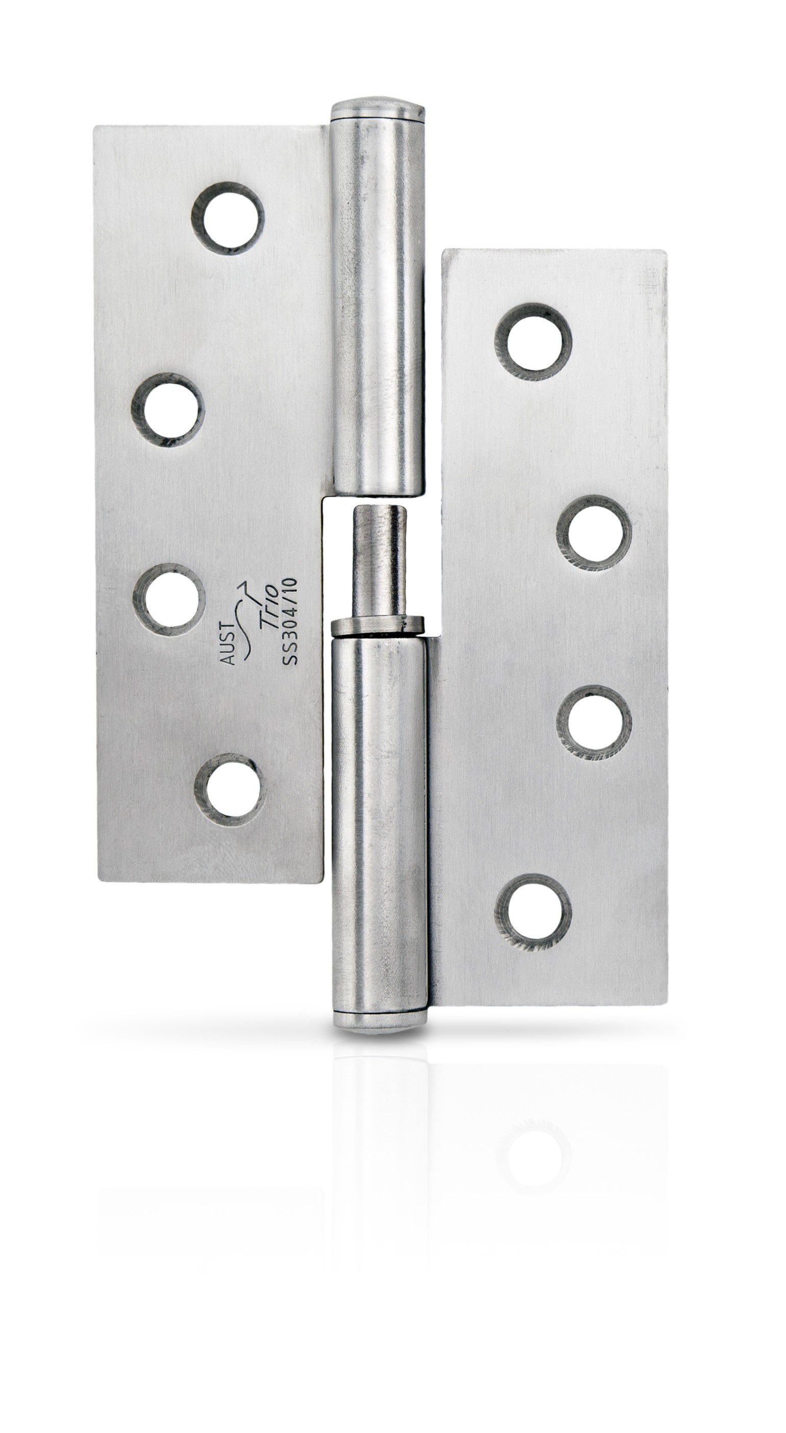 HINGE butt lift off stainless steel