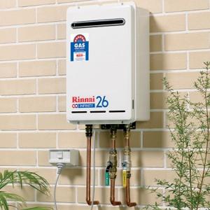 HOT WATER SERVICE rinnai infinity 26
