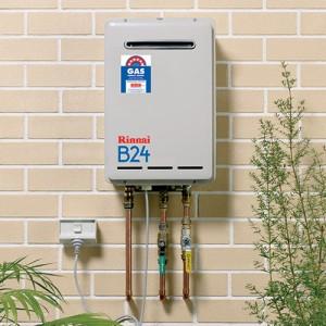 HOT WATER SERVICE rinnai B26 HWS