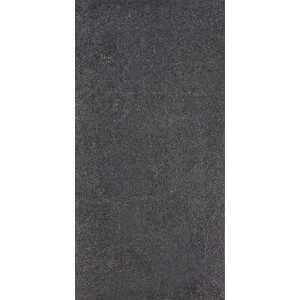 DARK GREY granite flamed 6x3 tile