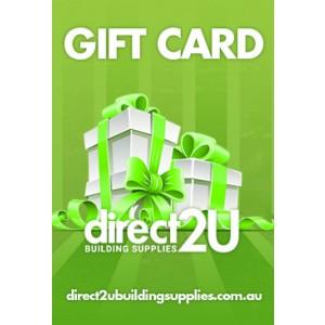 direct2u Gift Card