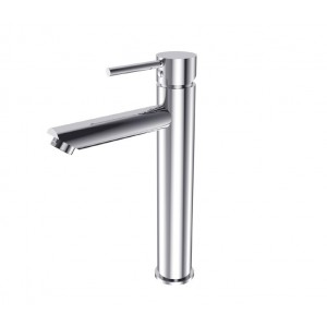 ORB tall basin mixer chrome
